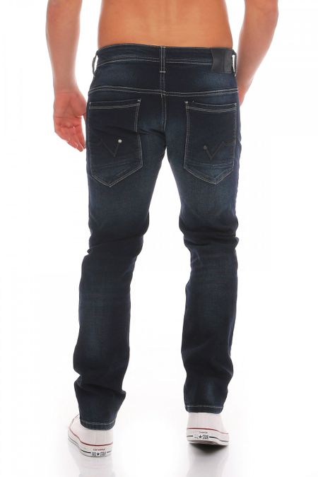 Big Seven Jake SLC Regular Fit Herren Jeans – Bild 3