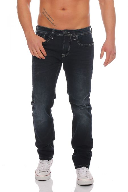 Big Seven Jake SLC Regular Fit Herren Jeans – Bild 1