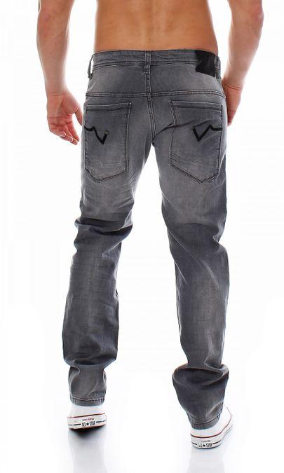 Big Seven Jake Madison Regular Fit Herren Jeans – Bild 3