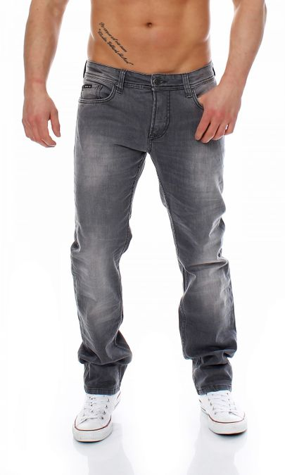 Big Seven Jake Madison Regular Fit Herren Jeans – Bild 1