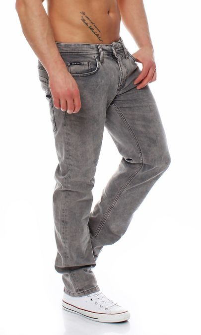 Big Seven Jake Denver Regular Fit Herren Jeans – Bild 2