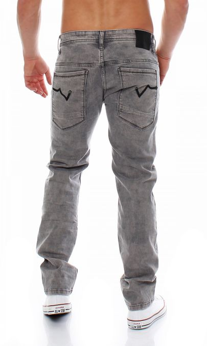Big Seven Jake Denver Regular Fit Herren Jeans – Bild 3