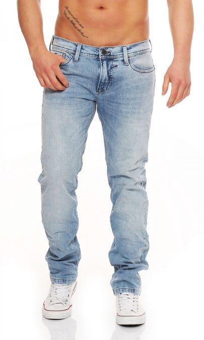 Big Seven Morris Crashed Ice Regular Fit Herren Jeans – Bild 1