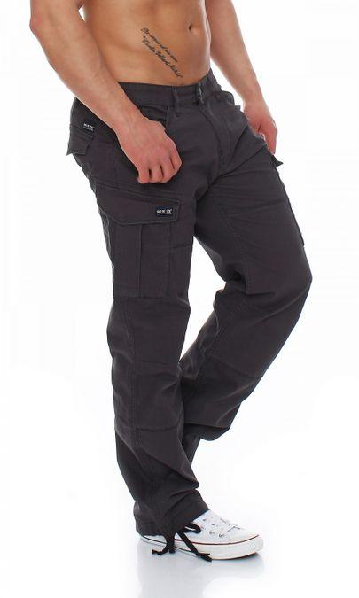 Big Seven Brian Cargo Hose Comfort Fit Herren Jeans – Bild 2