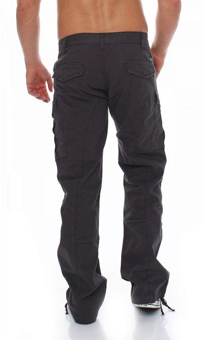 Big Seven Brian Cargo Hose Comfort Fit Herren Jeans – Bild 3
