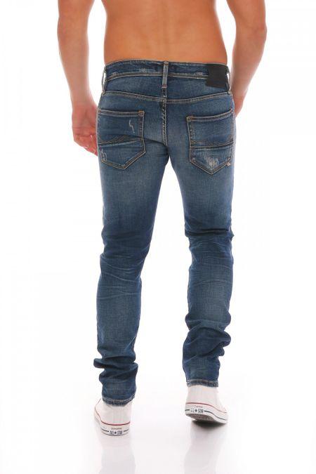 Jack & Jones Glenn Fox BL683 Slim Fit Herren Jeans – Bild 3