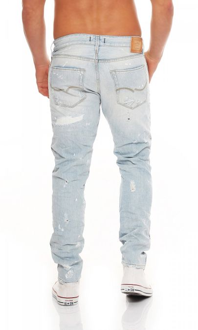 Jack & Jones Erik Icon BL728 Anti Fit Herren Jeans – Bild 3