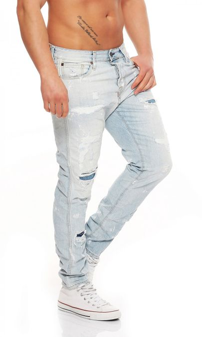 Jack & Jones Erik Icon BL728 Anti Fit Herren Jeans – Bild 2