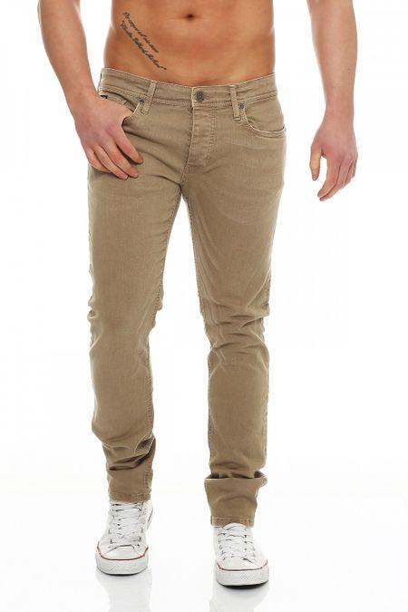 Big Seven Matt Brown Antic Regular Fit Herren Jeans – Bild 1