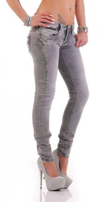 Herrlicher Piper Slim DB650 688 Damen Jeans – Bild 2