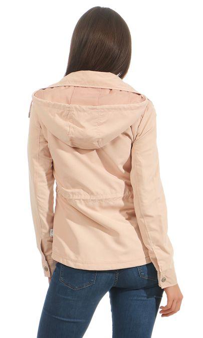 Only Starlight Spring Parka Damen Übergangsjacke Jacke – Bild 3