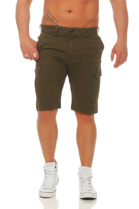 Jack & Jones Chop Cargo Shorts Herren Bermuda Shorts – Bild 16