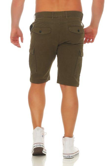 Jack & Jones Chop Cargo Shorts Herren Bermuda Shorts – Bild 18