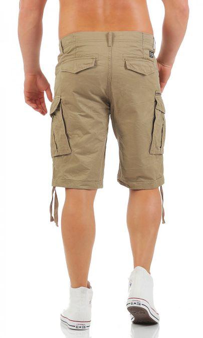 Jack & Jones Chop Cargo Shorts Herren Bermuda Shorts – Bild 9