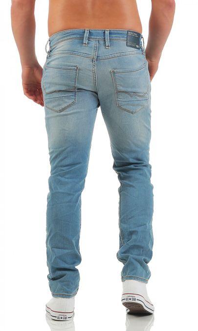 Jack & Jones Glenn Dash Indigo Slim Fit Herren Jeans – Bild 8