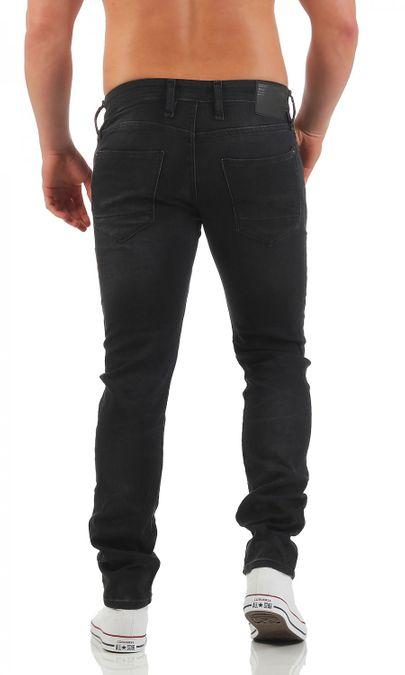 Jack & Jones Glenn Dash Indigo Slim Fit Herren Jeans – Bild 11