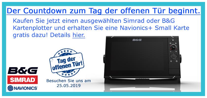 On Yacht GmbH - Countdown zum Tag der offenen Tür