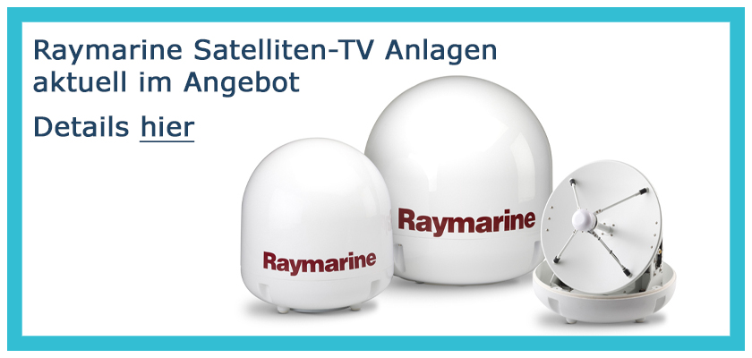 On Yacht GmbH - Raymarine Sat-TV
