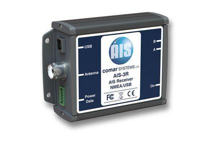 AIS Empfänger AIS-3R (NMEA & USB)