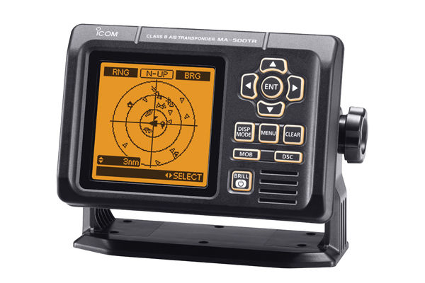 MA-500TR AIS Transponder mit Display
