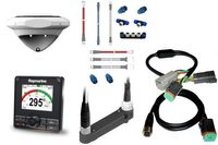 Evolution Autopilot-Paket Drive-by-Wire System (IPS / Aquamatic)