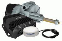 Autopilot-Paket für Boote mit Seilzug-Lenkung (Cable-Steer)