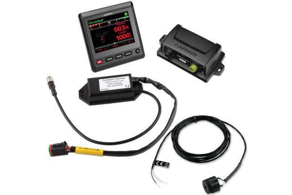 Steer By Wire System | Ghp Reactor Steer By Wire Standard Autopilotpaket Fur Volvo Penta