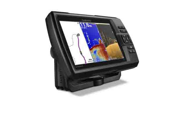 Striker 7cv ClearVü Echolot mit GPS (mit Schwinger) | Enßlin on
