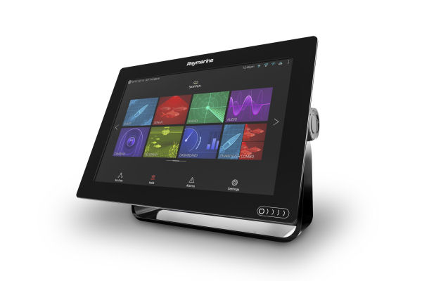 Axiom 12 Touch-Multifunktionsdisplay