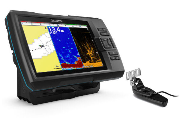 Striker Plus 7cv Fischfinder mit GPS (mit Geber)