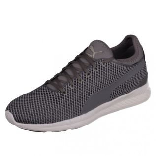 Puma Ignite Sock Knit grey