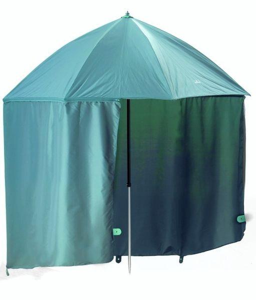 Cormoran Schirmzelt mit abtrennbarer Rückwand (2,20m)