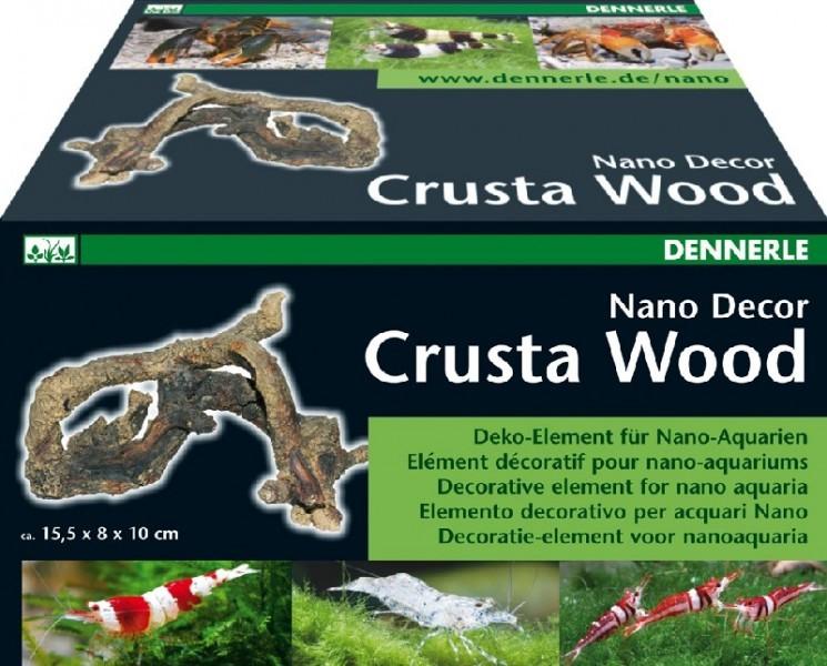 Dennerle Nano Decor - Nano Crusta Wood S