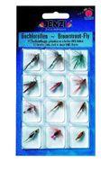 Sortiment Jenzi Brown Trout Fly (12 Qualitätsfliegen)