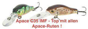 Iron Claw Apace C35 IMF (2,5g / 3,5cm)
