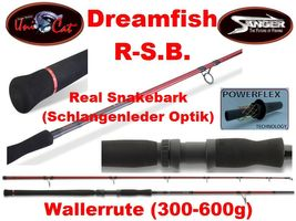 Uni Cat Dreamfish R.S.B. (Waller-Rute 300-600g)