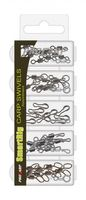 Cormoran Pro Carp Carp Swivel Assortment (50 Stück)