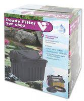 Velda VT Ready Filter Set 6000 (Komplettset mit Filter, Pumpe, UV-C & Zubehör)