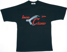 Iron Claw T-Shirt (exklusives Iron Claw Design)
