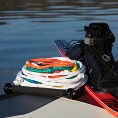 Mesle Wasserskihantel Pro Slalom 12'' aus Gummi für Slalom und Monoskifahrer