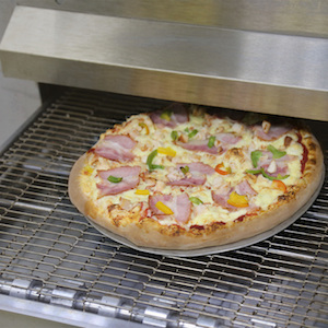 Pizza Flammkuchen