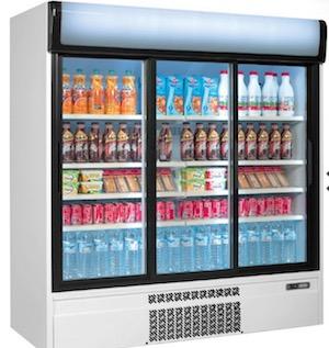 Getränkekühlschrank 1600 Liter