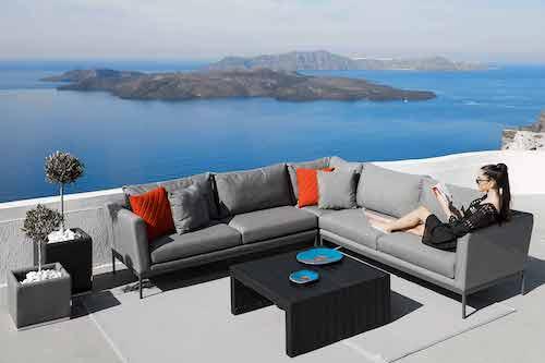 DIVANO Lounge SKY Sunbrella