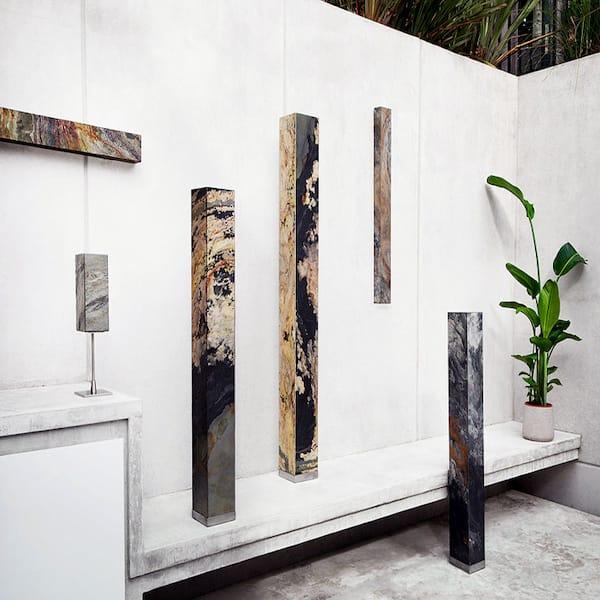 AEON Concept, Lampen aus Stein