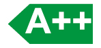 'Energieeffizienzklasse A++'