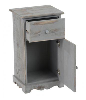 Kommode Beistelltisch Nachttisch Telefontisch – Bild 3