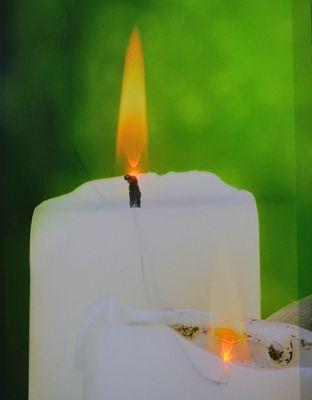 LED-Paravent Stones, Trennwand, Timer  – Bild 6