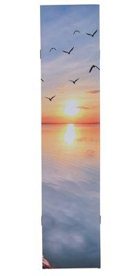 Foto-Paravent, Paravent – Sonnenuntergang – Bild 3
