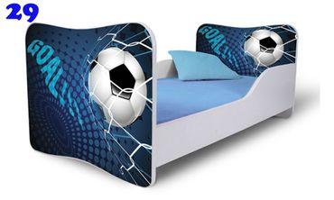 Kinderbett Jugendbett Butterfly 70x140cm mit Bettkasten, viele Motive – Bild 23