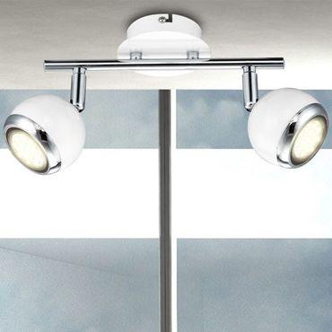 LED 5 Watt Retro Deckenlampe Wandstrahler Spots – Bild 4